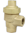 F/FG Series Automatic Freeze Protection and Fluid Temperature Valves