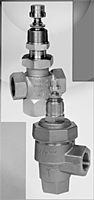 AFR/AFX External Temperature Sensing Valves