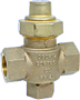 FP/FPR Series Emergency Showers Freeze and Scald Protection Valves